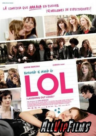 LOL [ржунимагу] / LOL [Laughing Out Loud] (2008, DVDRip)